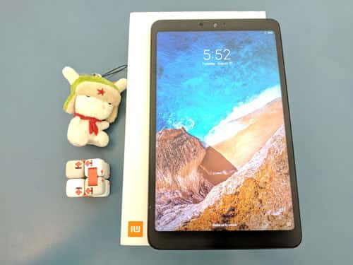 recensione-xiaomi-mi-pad-4-display