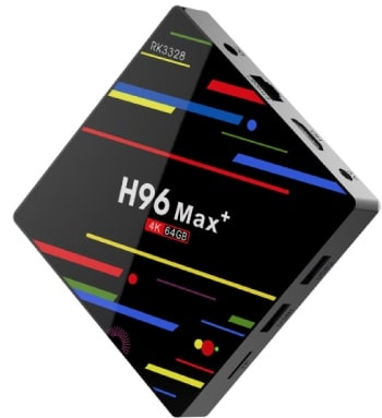 h96 max+ tv box android