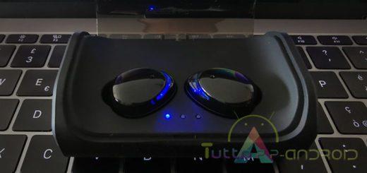 Recensione HolyHigh T8 - auricolari bluetooth 5.0