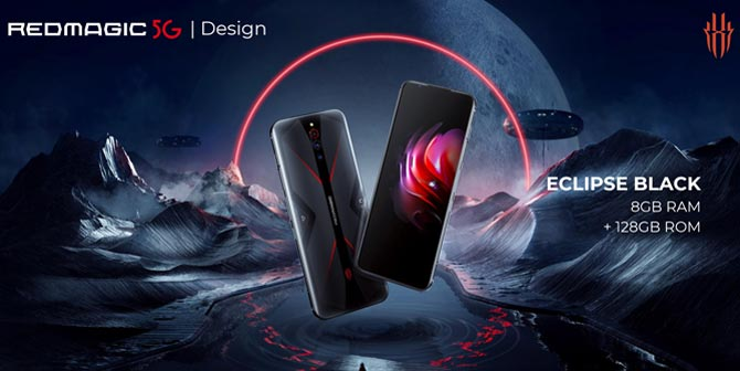 Photo of Nubia RedMagic 5G lo smartphone da gaming nella colorazione black