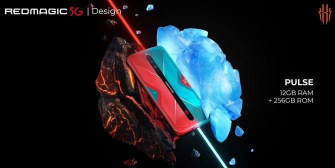 Photo of RedMagic 5G Gaming Cyber Neon 8+128GB acquistabile da oggi