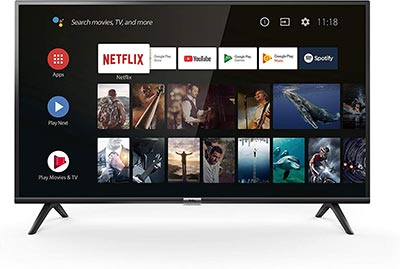 TCL 32ES561 Smart TV android