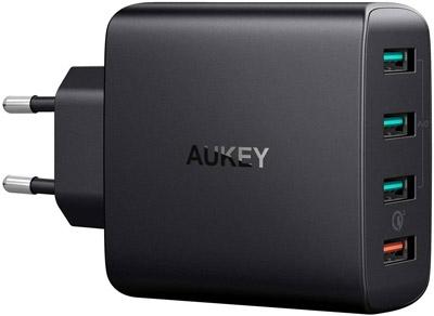 migliori-caricabatterie-usb-da-muro-aukey-PA-T18-GER-B-FD