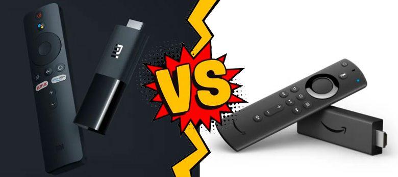 Amazon Fire TV Stick vs Xiaomi Mi TV Stick