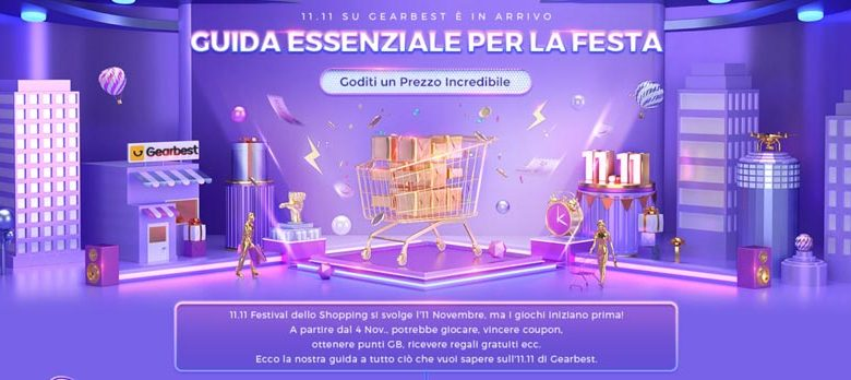 Photo of Single's Day Gearbest: offerte migliori del Black Friday!