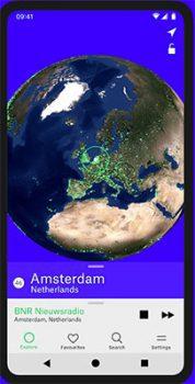 Migliori app Radio per Android - Radio Garden