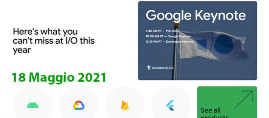 Google IO 2021: Segui l'evento in diretta con noi